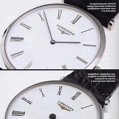 f56971b1 Как отличить оригинальные швейцарские часы от копии.