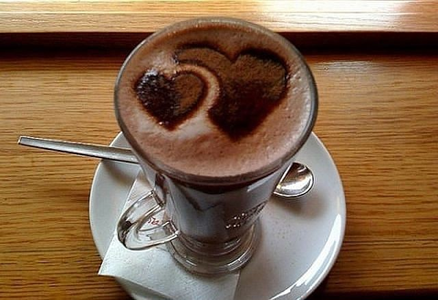 custom coffee chocolate essay