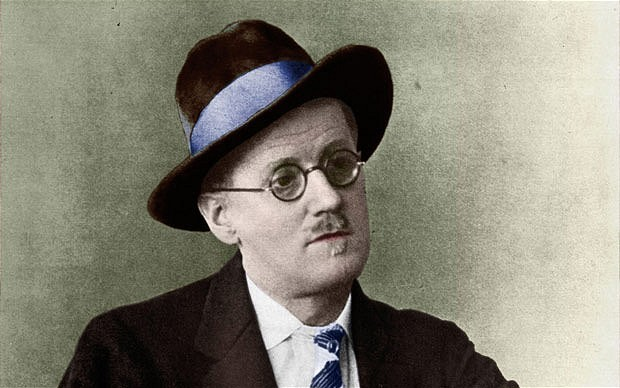the imagery used in the works of 20th century irish writer james joyce The modernist period in english literature occupied the years from shortly after the beginning of the twentieth century imagery in comparison to james joyce.