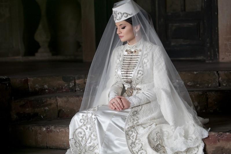 Ингушские невесты