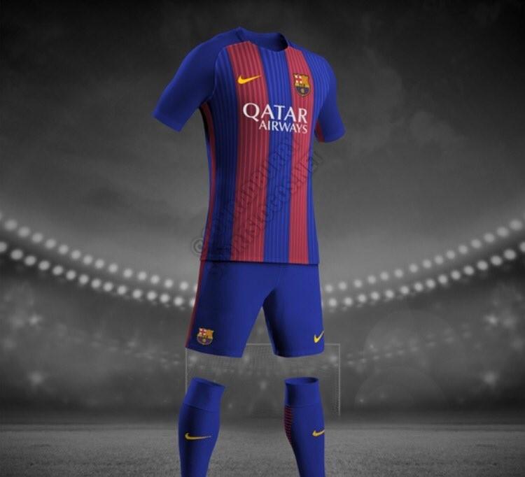 Барселона состав 2016-2018