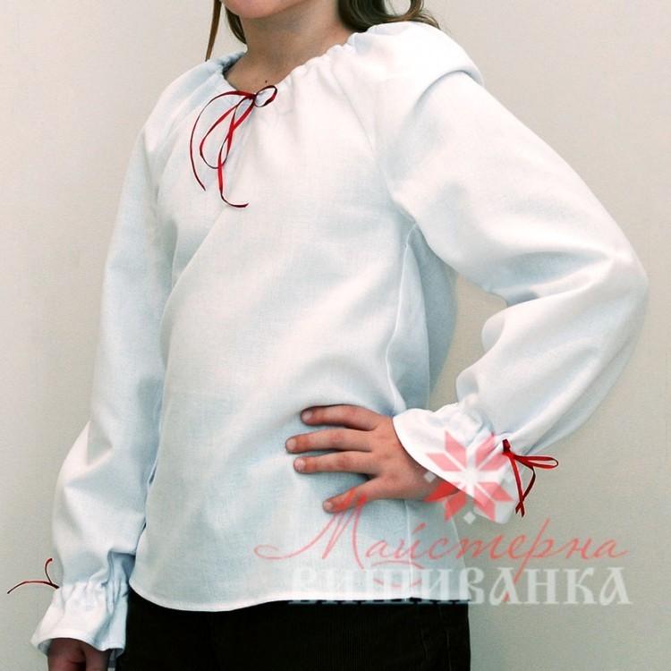 Дитяча сорочка під вишивку