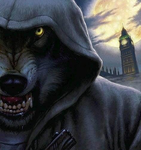 волк нкарнер одинокий