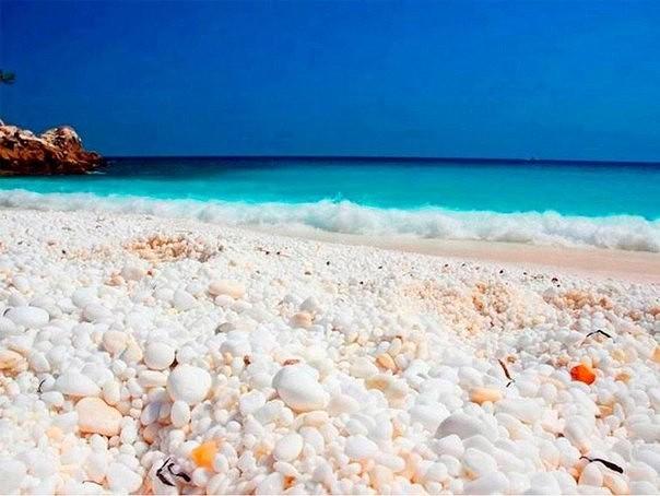 Необычно пески