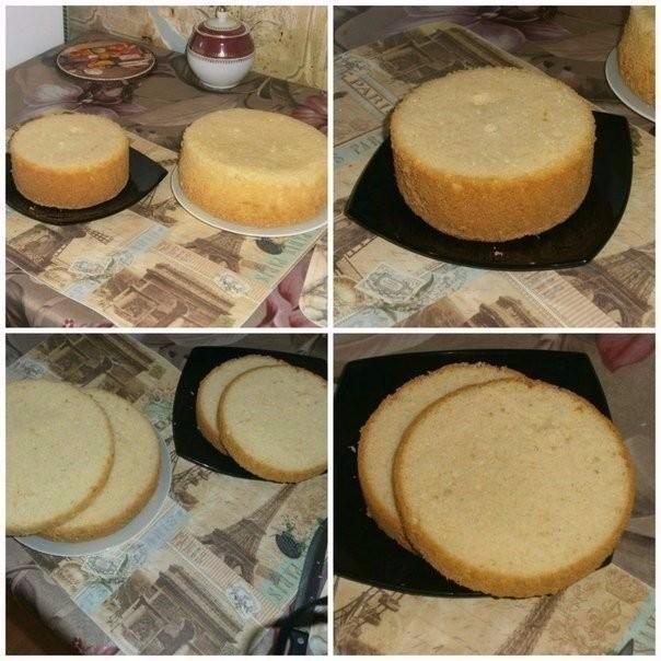 Как сделать тесто для пирожных