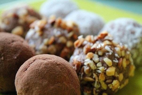 А жирность и сладость можно регулировать качеством и количеством прослойки.