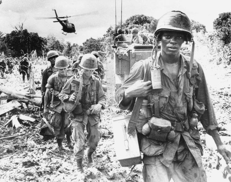 account of the involvement of the united states in the vietnam war A short summary of history sparknotes's the vietnam war (1945–1975) this free synopsis covers all the crucial plot points of the vietnam war (1945–1975.