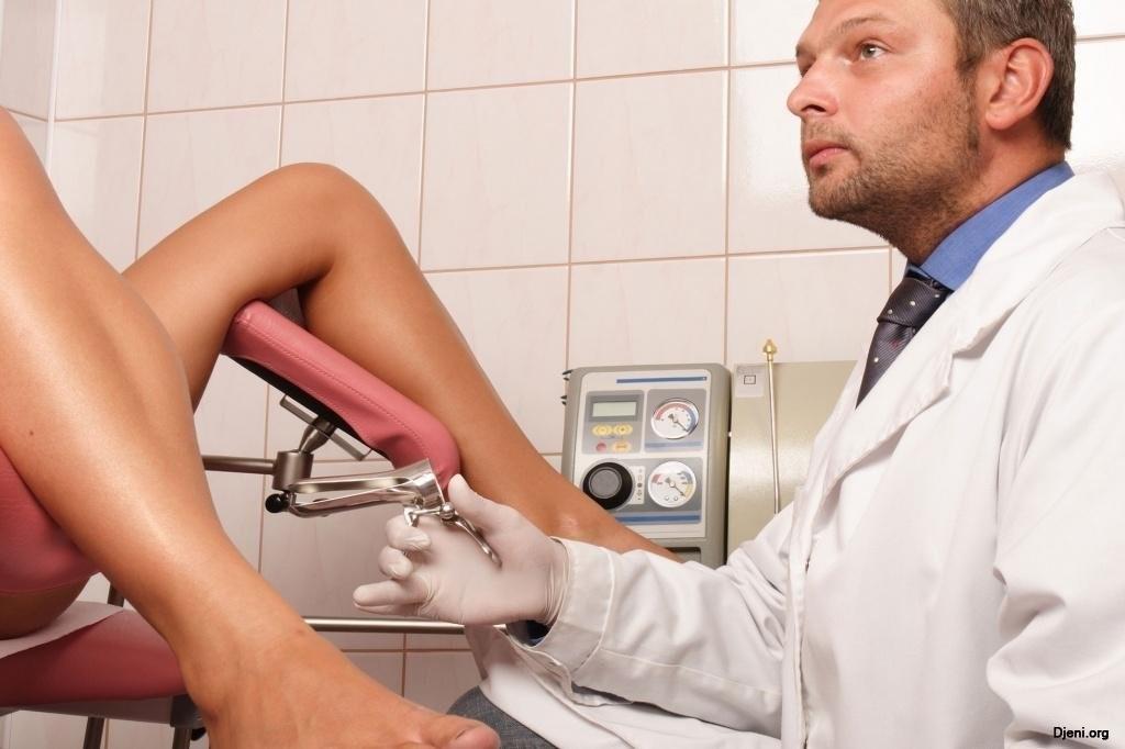 Секс на приеме у гинеколога
