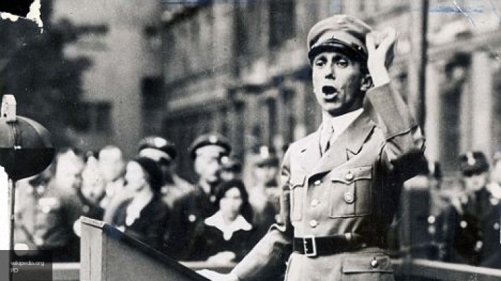 dr joseph goebbels and the nazi german propaganda Discover joseph goebbels famous and rare quotes share joseph goebbels quotations about propaganda  german politician.