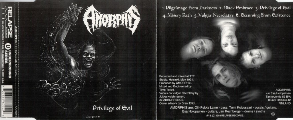 existence of evil