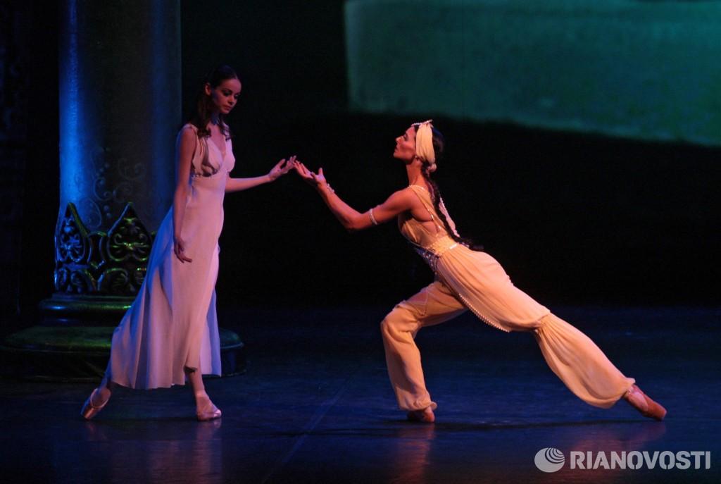 an analysis of ballet