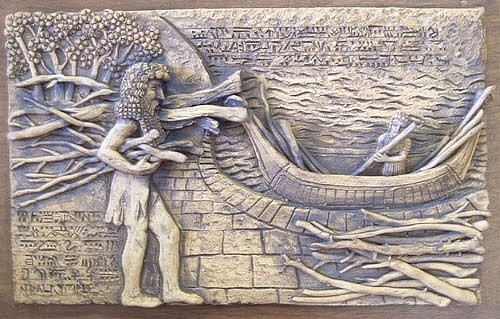 noahs ark vs gilgamesh epic essay Theology term papers (paper 12) on comparison between noah and gilgamesh: in two different stories it has been depicted that two men have had their lives spared by god.