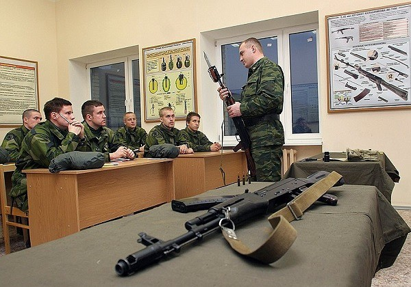 Минобороны планирует создать в ЮЗГУ военную кафедру