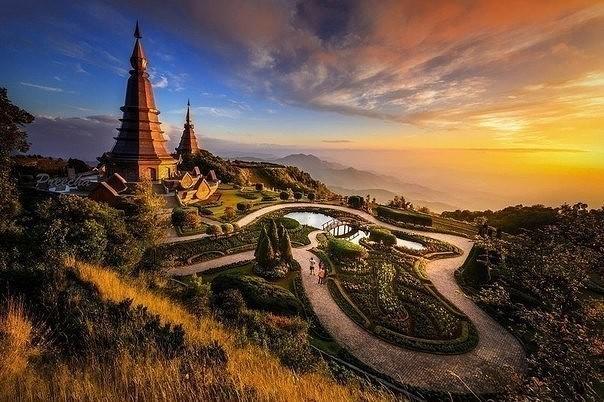 a trip to thailand a beautiful