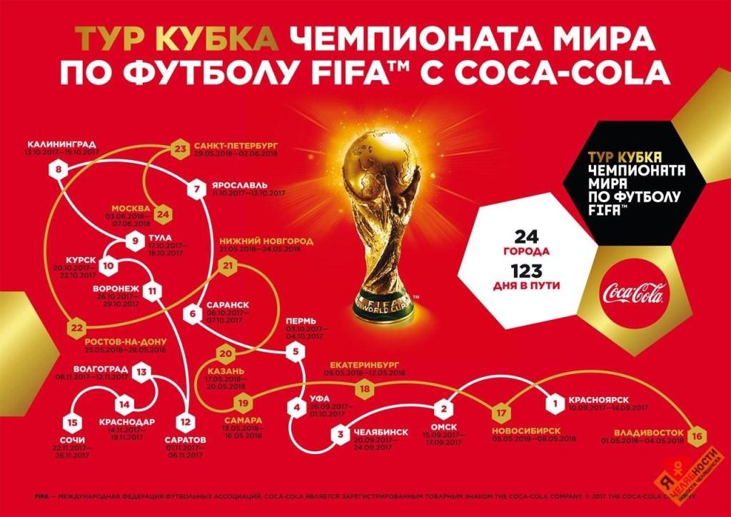 тур кубка чемпионата мира по футболу 2018 в челябинске