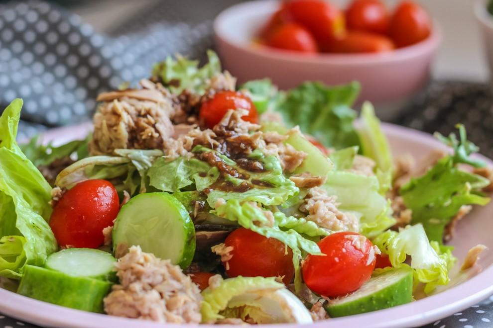 Самый вкусный салат который вам довелось попробовать