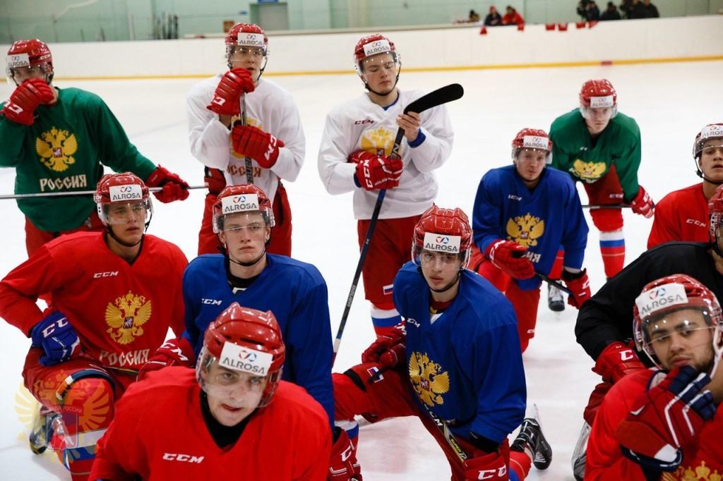 россия молодежка канада