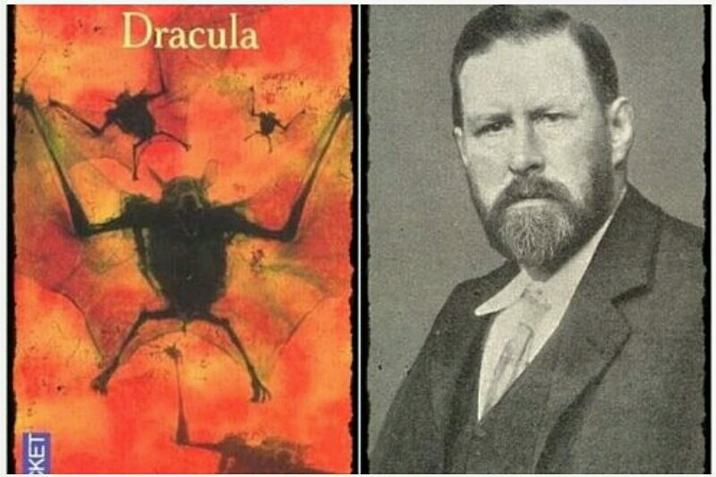life and literature of abraham stoker Bram stoker's place in british literature like comment share most of stoker's books are considered horror and gothic fiction in literature his masterpiece, dracula, showed anxiety for many of the fears that haunted in late-victorian britain during that time, britain was getting more modern and in this book, bram recreated an antique aspect.