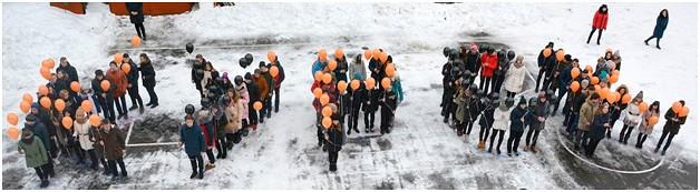 В Курске в честь Дня Героев Отечества запустят в небо шары