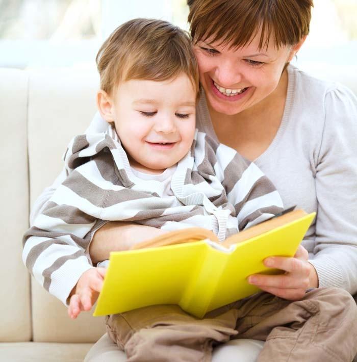 мамой читать с знакомство