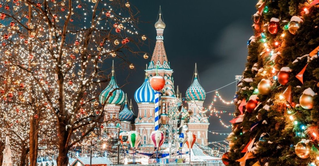 Новогодние гуляния в честь наступления Года Свиньи пройдут в Москве 31 декабря