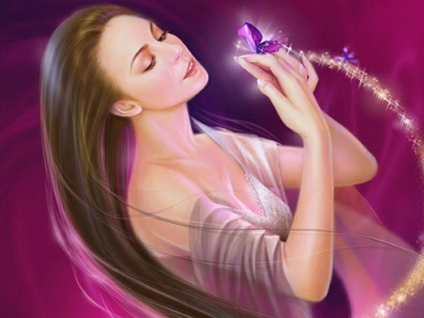 как вернуть женское обаяние?магия