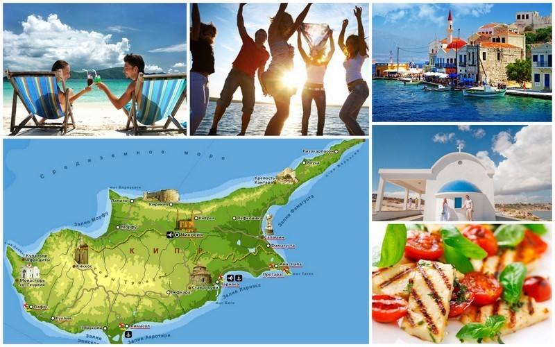Айя-Напа — один из самых популярных и оживленных курортов Кипра