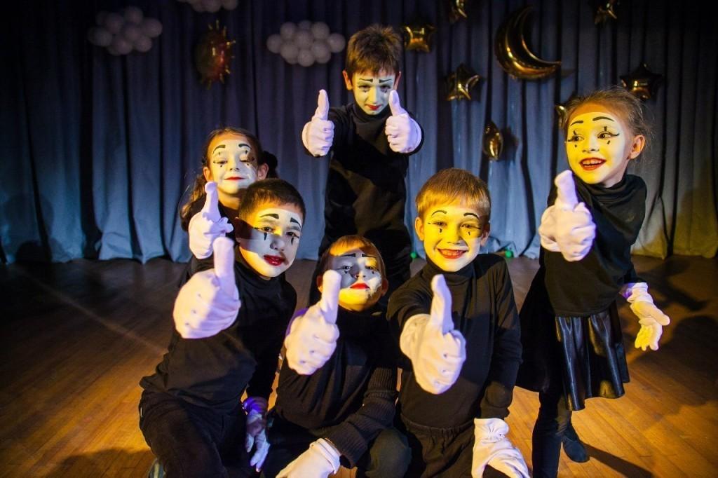 театральная студия для детей калуга