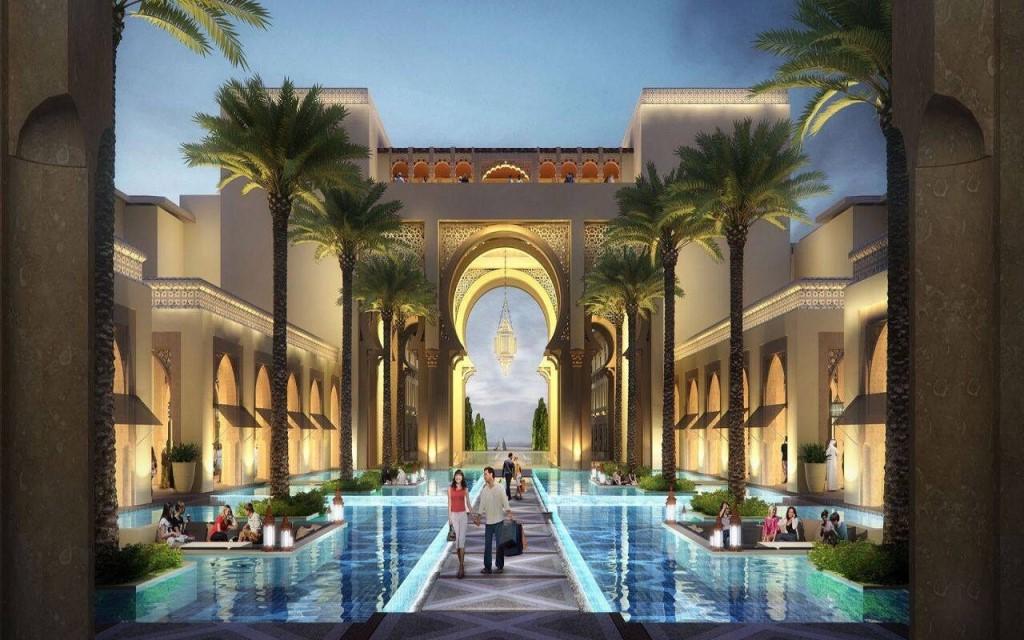 Rixos Premium Saadiyat Island - первый Luxury-курорт в Абу-Даби с концепцией Ultra All Inclusive