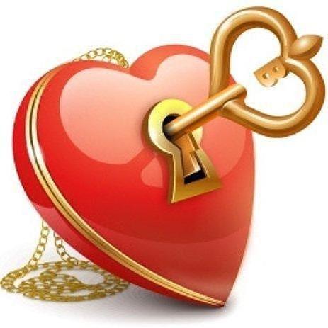 Я Сердце Своё На Ключ Запираю...