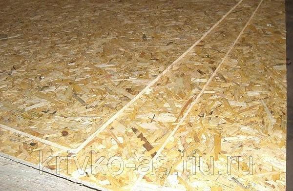 Продам осб-плиты размером 1250*2500*9мм.