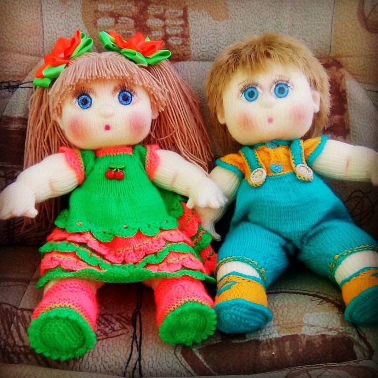 Наши замечательные куколки ищут обладателей заботливых и нежных рук.