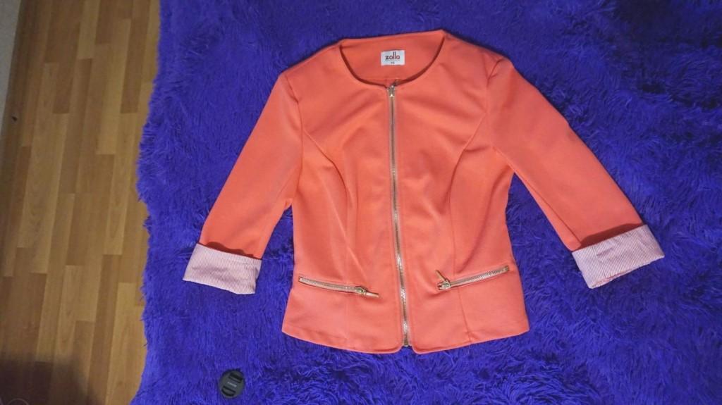 Пиджак женский Zolla размер XS - 250р