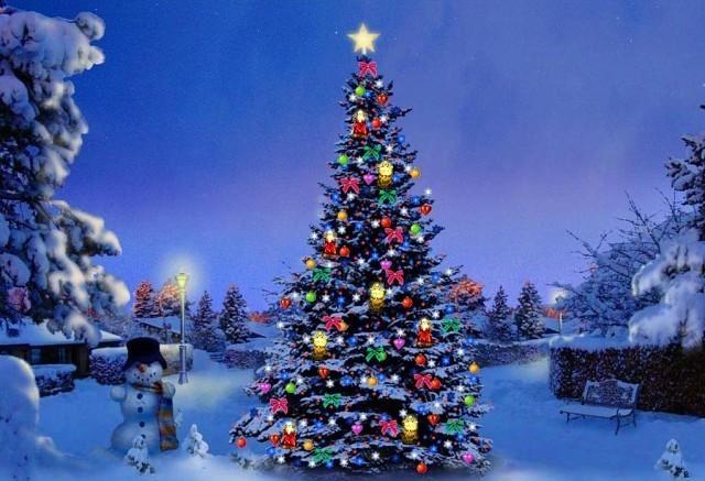 Праздник «Новогодняя ночь»